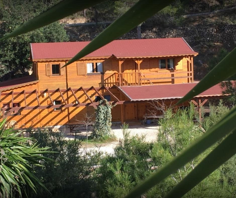 Casa rural Sierra de Benidorm Alicante