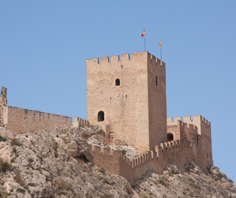 Castillos de Alicante