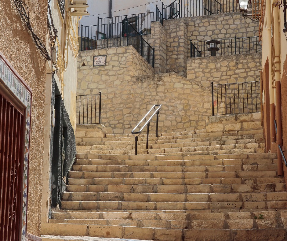 Casco antiguo Petrer Alicante