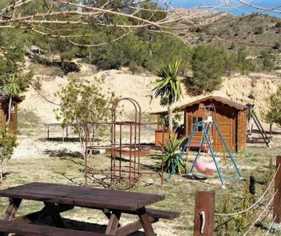 Casa rural para familias en Alicante