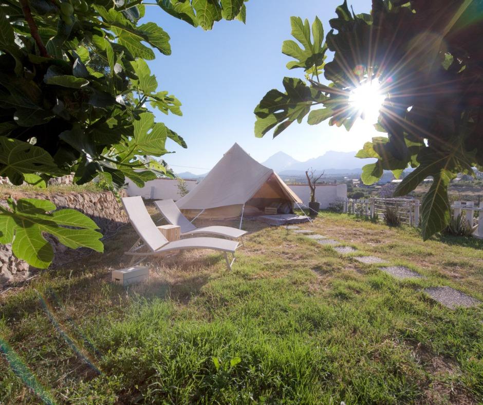 Casa rural original Los Viajes de Hermes