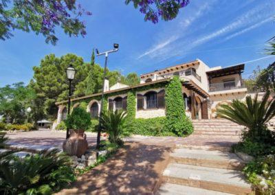 Casa rural familias Provincia de Alicante