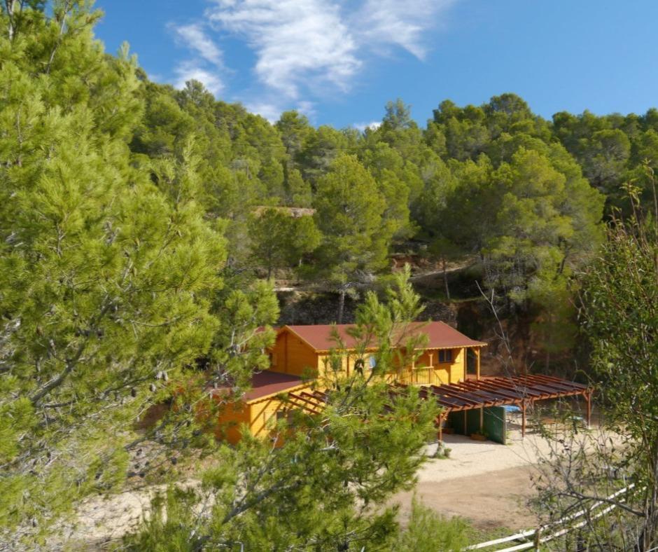 Casa rural familias con niños Alicante